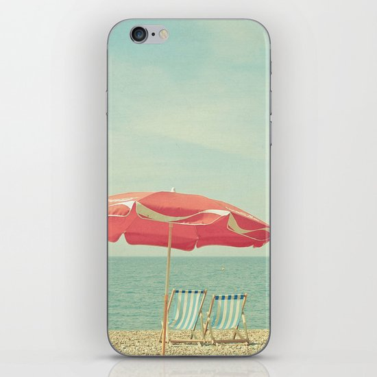Deserted Beach iPhone & iPod Skin