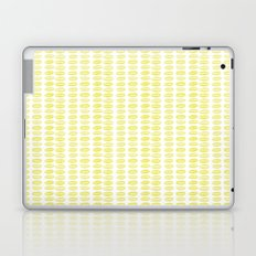 Yellow dots Laptop & iPad Skin