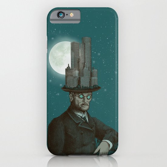 The Architect (colour option) iPhone & iPod Case
