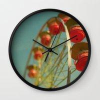 Grande Roue Wall Clock