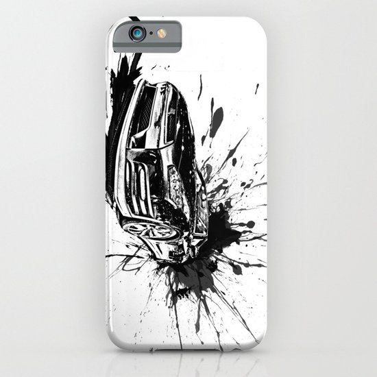 GTR Inked iPhone & iPod Case