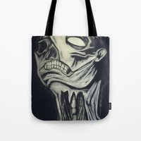 Phantom of the Undead Tote Bag