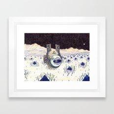 3rd Wall Framed Art Print