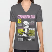 COSMARXPOLITAN, Issue 1 Unisex V-Neck
