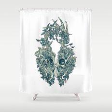 Lichen Shower Curtain
