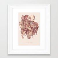 Maher-shalal-hash-baz Framed Art Print