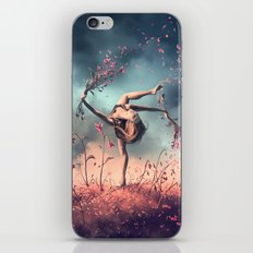 VIRGO from the Dancing Zodiac iPhone & iPod Skin
