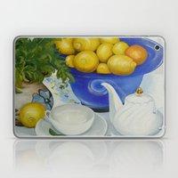 Lemon Tea Laptop & iPad Skin