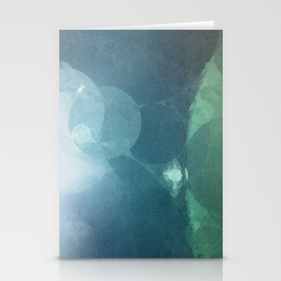 Above The Surface Stationery Card
