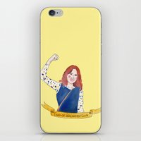 Unbreakable Kimmy Schmid… iPhone & iPod Skin