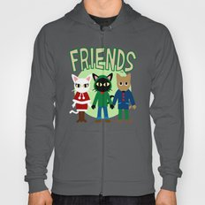 Whim's Friends Hoody