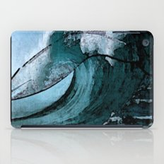 Wave of Whale iPad Case