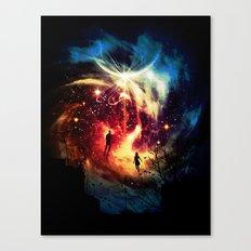 Surface to Air Canvas Print