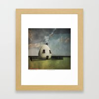 EiGENHEIM Framed Art Print