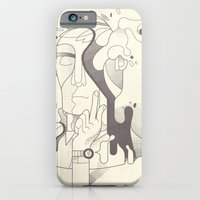iPhone & iPod Case featuring Get It Together by Emory Allen