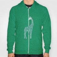 Animal Kingdom: Giraffe III Hoody
