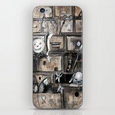 drawers iPhone & iPod Skin