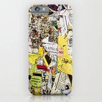Shredded  iPhone 6 Slim Case