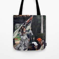 Still On Top Tote Bag