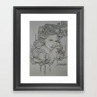 Anima Bella  Framed Art Print