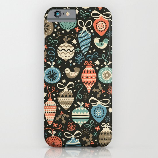 Festive Folk Charms iPhone & iPod Case