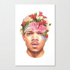 Prom Night Canvas Print