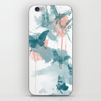 Butterflight iPhone & iPod Skin
