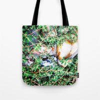 Forgotten Garden 1 Tote Bag