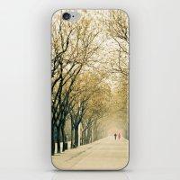 Walk in the park iPhone & iPod Skin
