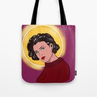 St. Audrey Tote Bag