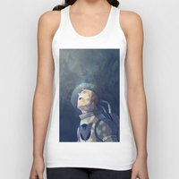 The Astronauta Unisex Tank Top