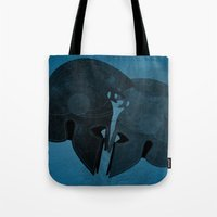 Helmet love Tote Bag