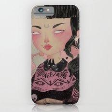Skully-Pop  iPhone 6 Slim Case