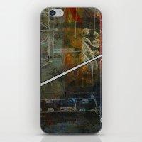 Comic Element iPhone & iPod Skin
