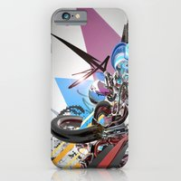 iPhone & iPod Case featuring 1-2-4 by Andre Villanueva