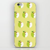 Fruit: Apple Golden Delicious iPhone & iPod Skin