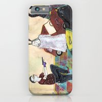 iPhone & iPod Case featuring Special Room XII by Franck Chartron