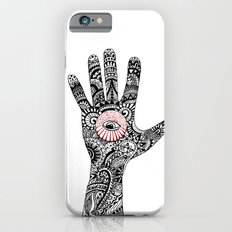 hand that feeds iPhone 6 Slim Case