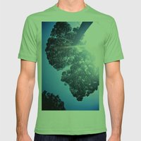Wiser than I Mens Fitted Tee Grass SMALL