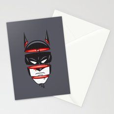 Defrag Man Stationery Cards