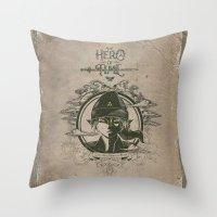 Legend Of Zelda Link The… Throw Pillow