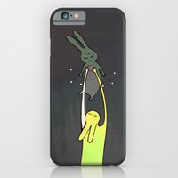 iPhone & iPod Case featuring I'll catch you by giuditta matteucci