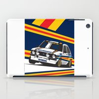 Ford Escort RS2000 iPad Case