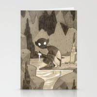 Game Of Riddles Stationery Cards