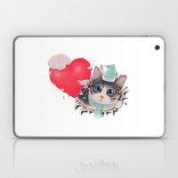 Steal Heart Laptop & iPad Skin