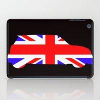 Mini Cooper iPad Case