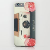 iPhone & iPod Case featuring Polaroid Memories by simplyhue
