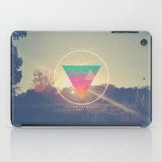 Seek Them Like Hidden Treasure - Proverbs 2:4 iPad Case