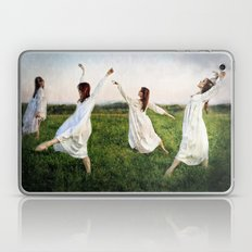 Rain Dances Laptop & iPad Skin