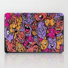 Face Melter iPad Case